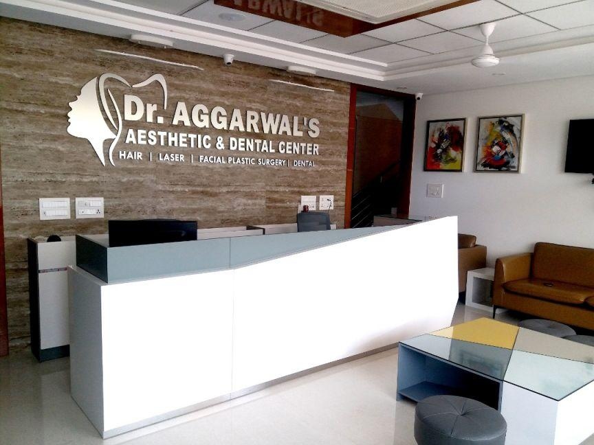 Clinic Image ofDr aggarwals Aesthetic and Dental Clinic