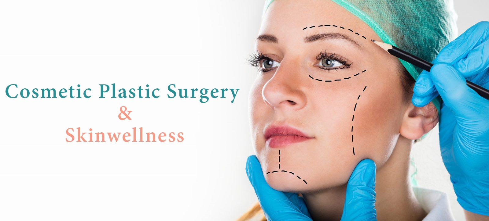 cosmetic-surgery banner with text